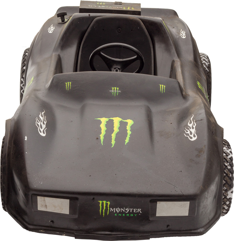 Monster Energy auto